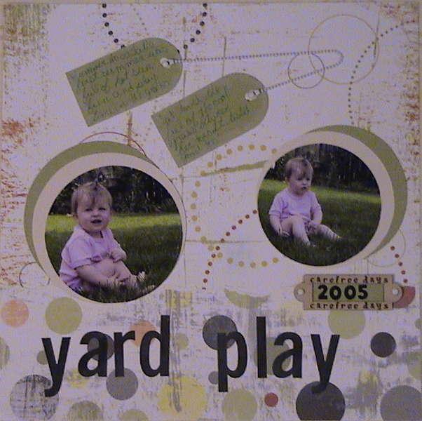 Yard Play