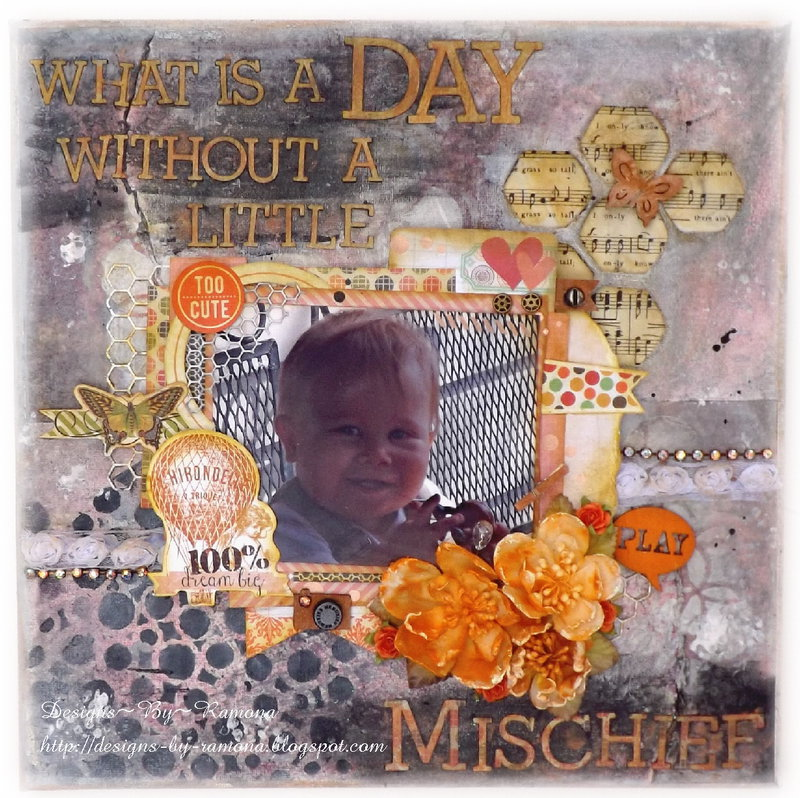 What is a day without Mischief