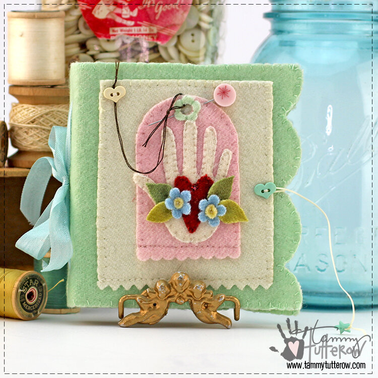 From Heart & Hand Mini Book