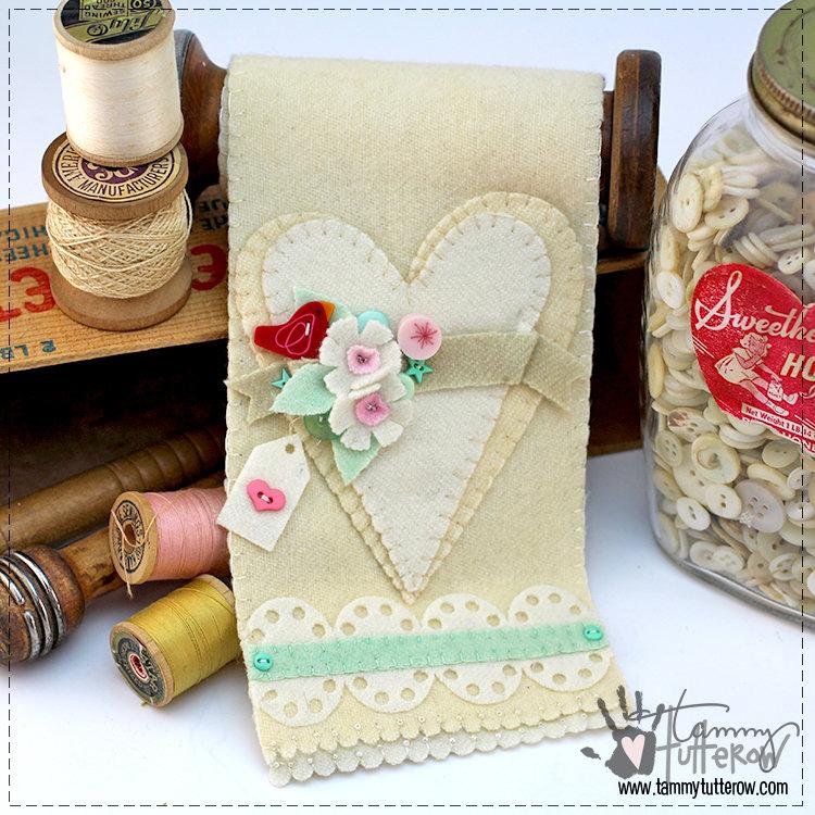 Sew Sweet Spool Book