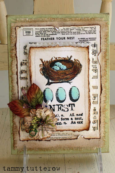 Nest Canvas