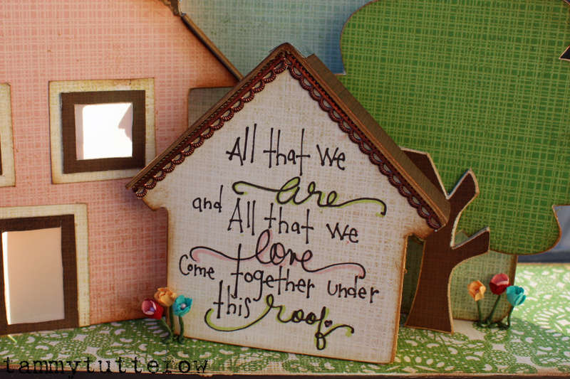 All That We Are Home Decor Piece
