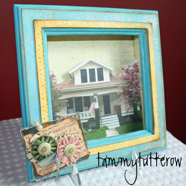 Home Sweet Home (PaperCrafts Mag March/April 2009)