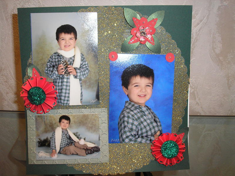 Zach Christmas Pic