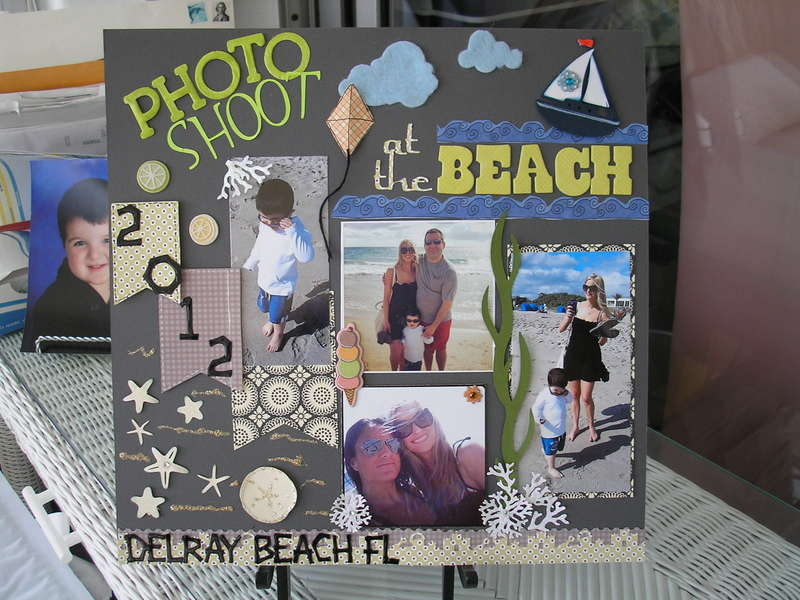 PHOTO SHOOT , at the beach
