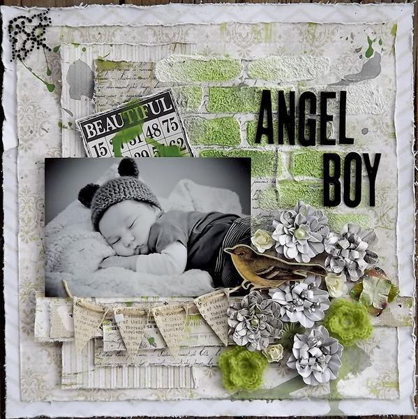 ***Flying Unicorn Novmeber KOM*** Angel Boy