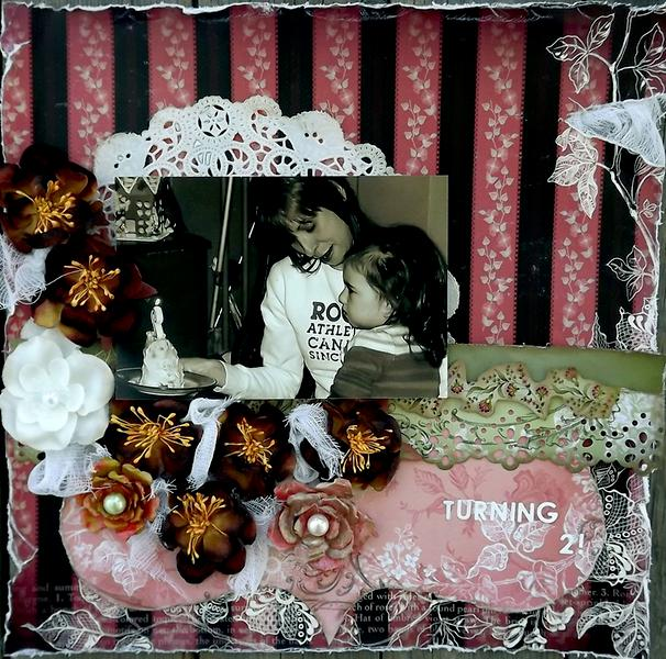 ***ScrapThat March kit** Turning 2