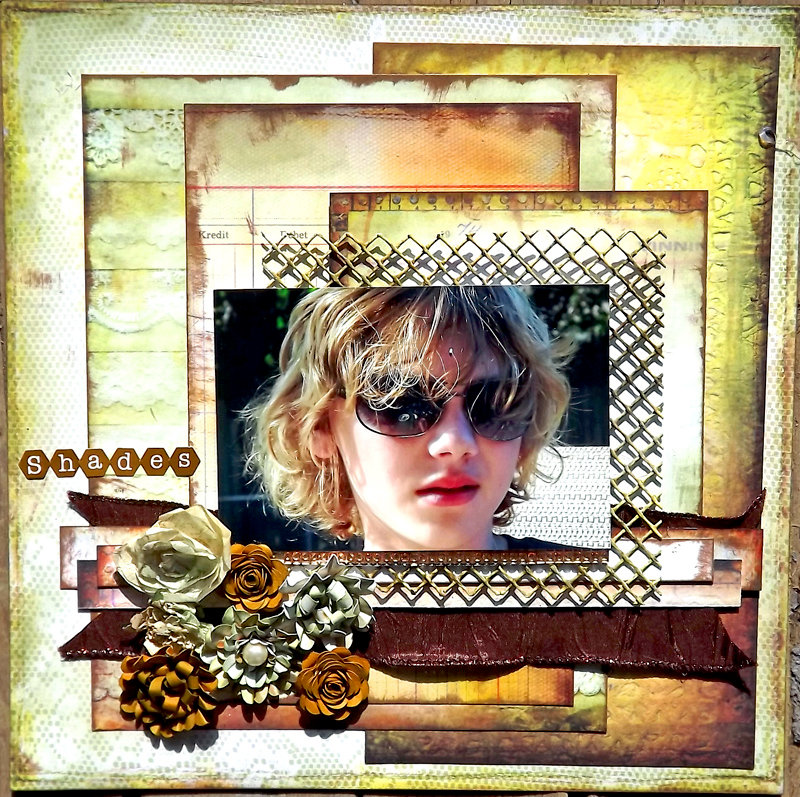 ***June ScrapThat! kit*** Shades