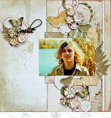 Smile - Elizabeth Craft Designs