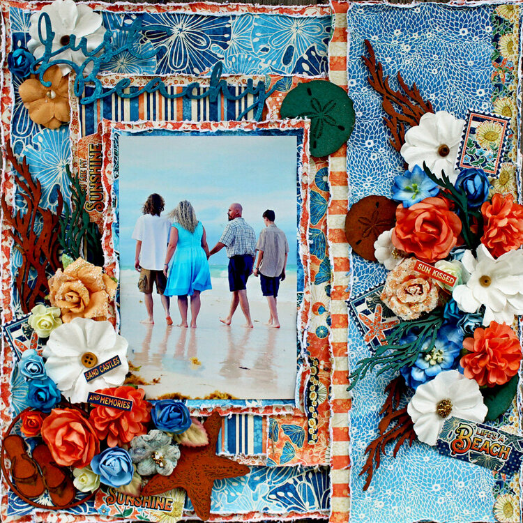 Just Beachy *Creative Embellishments*