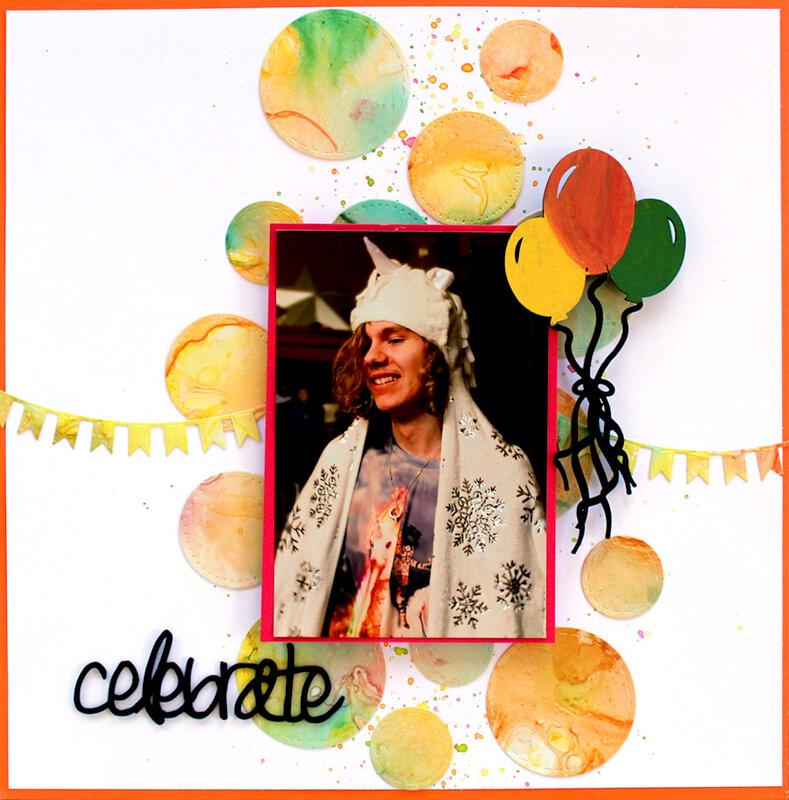 Celebrate - Elizabeth Craft Designs and Creative Embellishments
