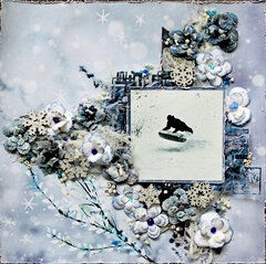 Winter *Elizabeth Craft Designs