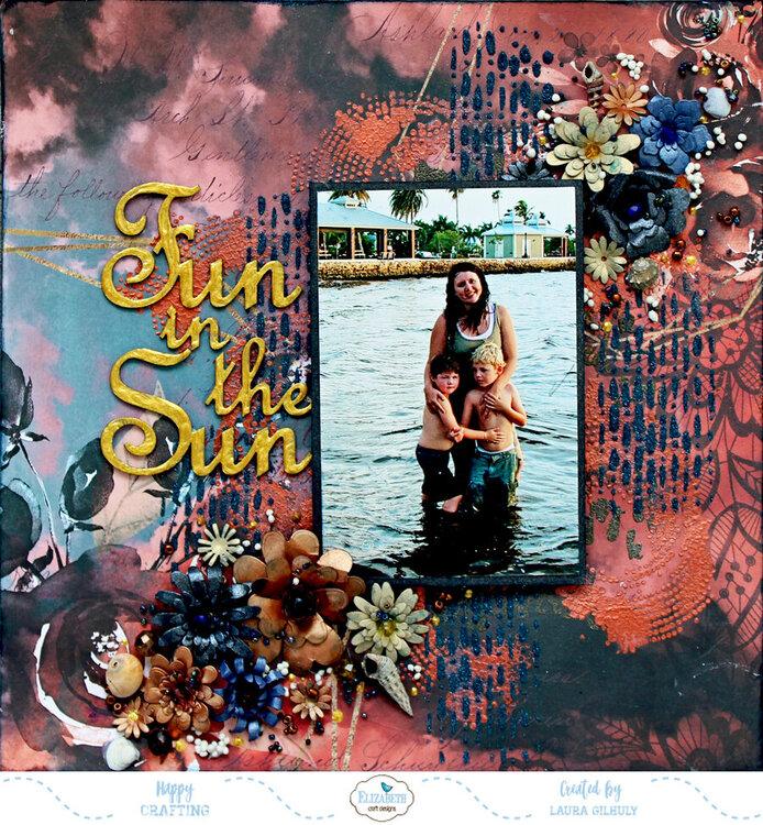 Fun In the Sun *Elizabeth Craft Designs