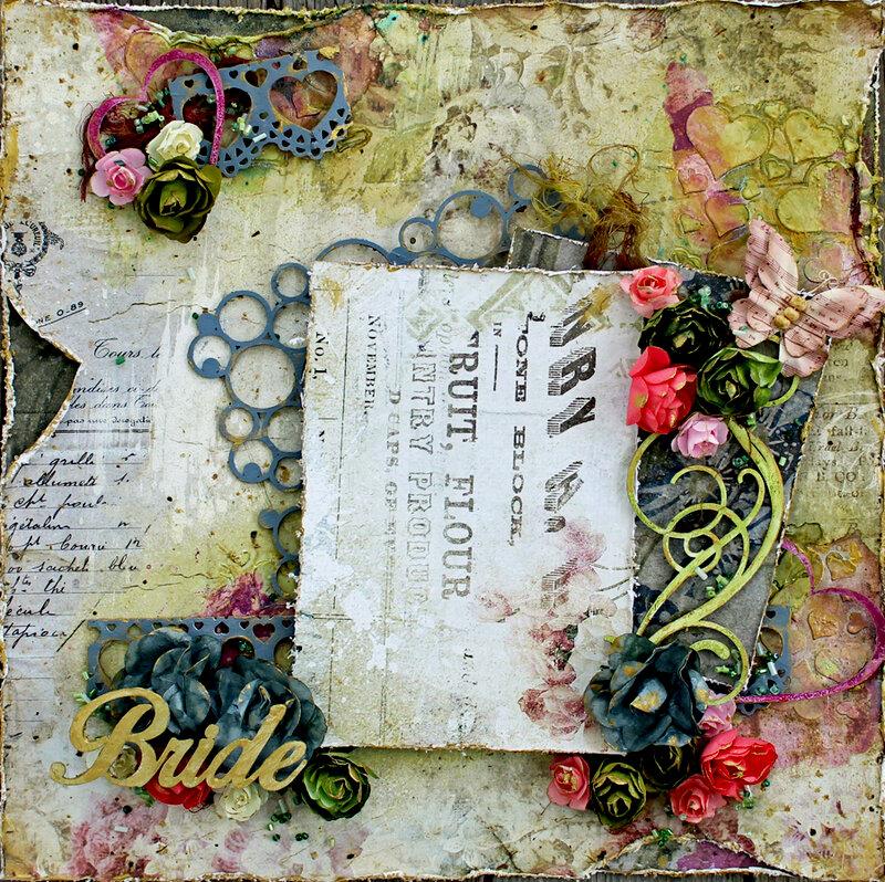 Bride - Creative Embellishments