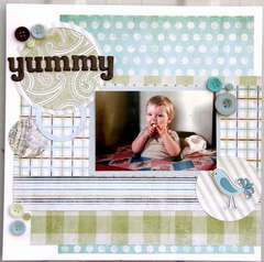 yummy - Scrapshotz October  kit