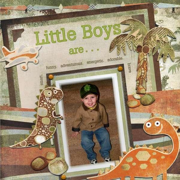 Little Boys Are...