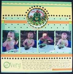 Avery's 1st Birthday -  (3 uploads, left right both) left side