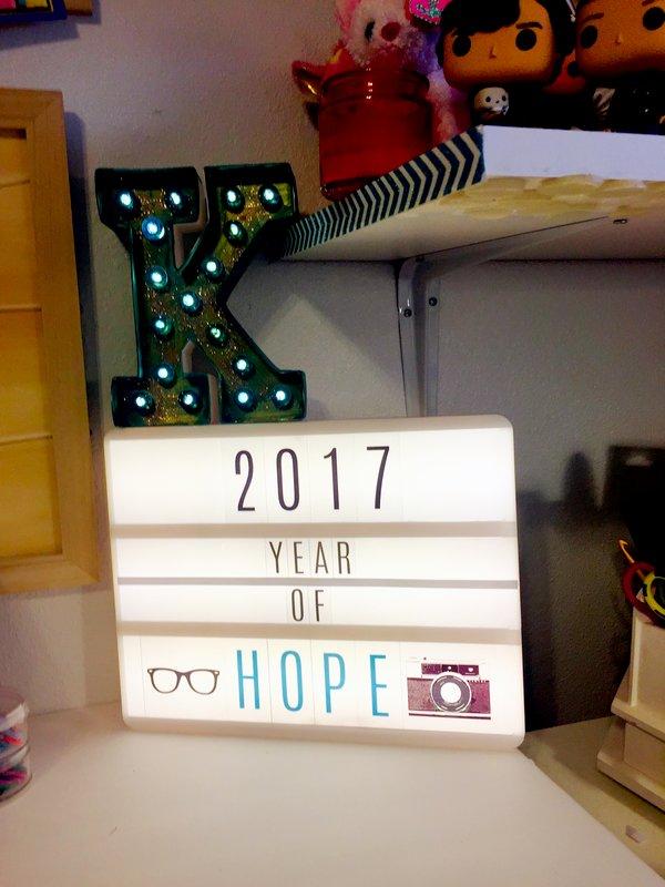 Heidi Swapp Lightbox for 2017
