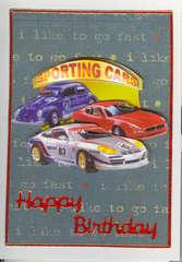Cars Happy Birthday #2