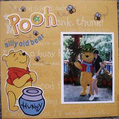 Pooh (Animal Kingdom 2001)
