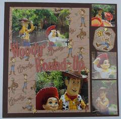 Woody's Round-Up