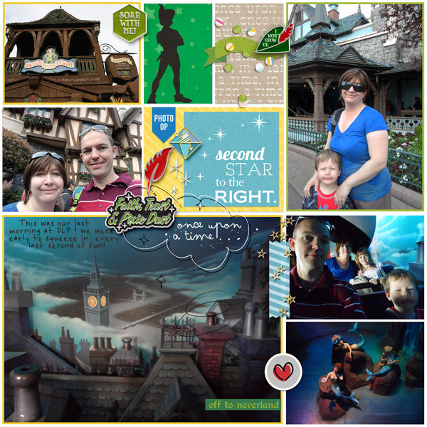 DLP - peter pan ride