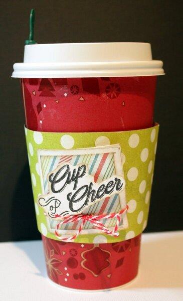 Coffee Cup Sleeve...