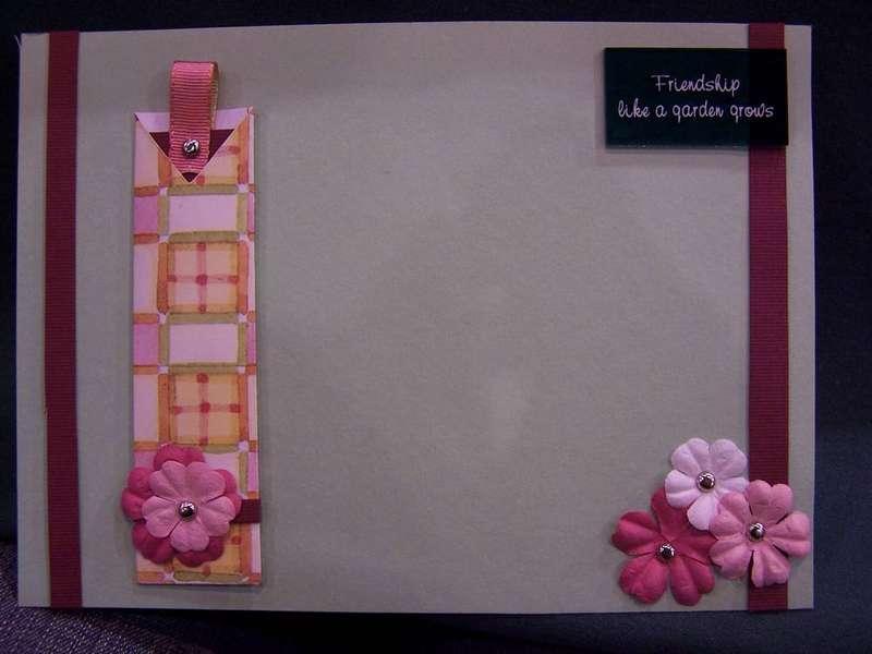 Mini box-album created for my secret pal