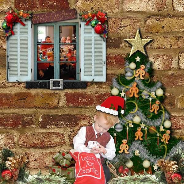 A Santa Christmas