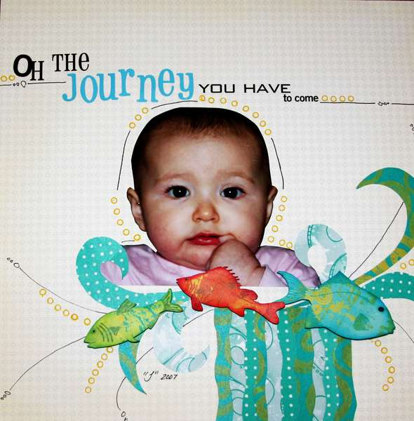 The Journey You Have to Come