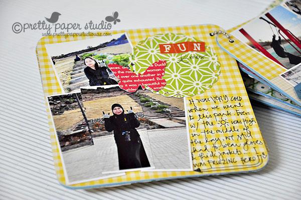 Park fun mini-album