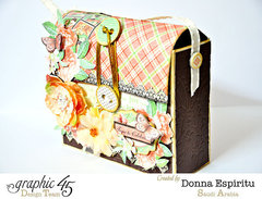 Set of cards for different occasions in a bag