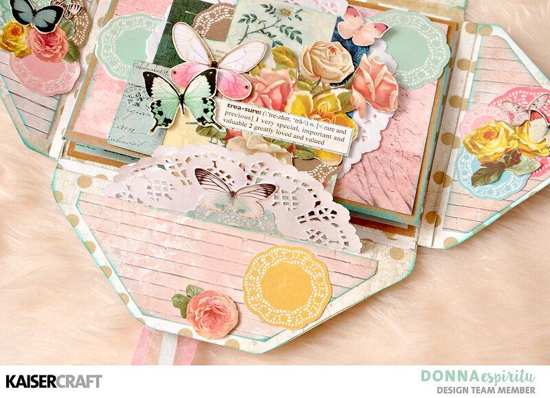 Envelope mini-album