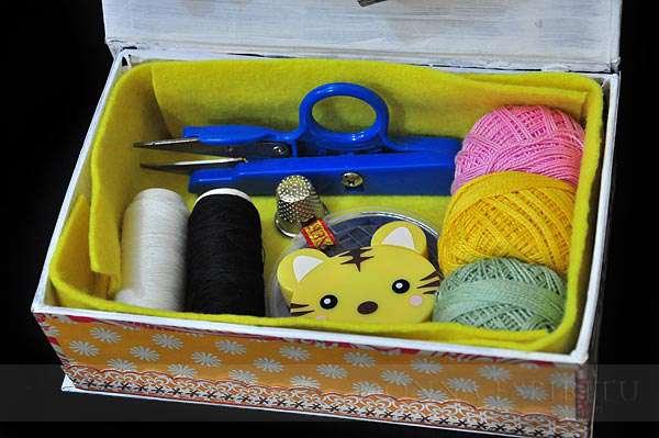 HYbrid sewing box