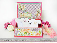 Celebrate memories altered box