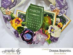 Mini-wreath (March)