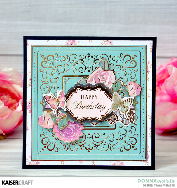 Happy birthday card_With Love