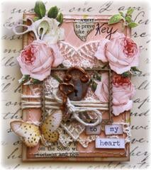 ATC - February Dusty Attic Challenge