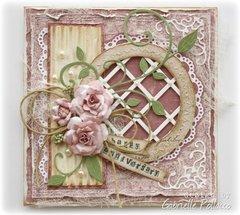 Anniversary Card **Cheery Lynn & Maja Designs**