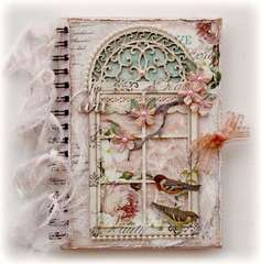 Art Journal **Websters Pages & Dusty Attic**