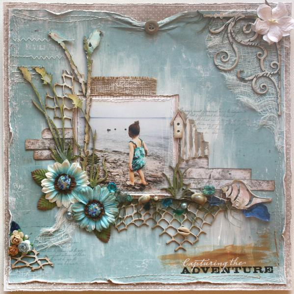 Capturing the Adventure **Dusty Attic & Maja Design**