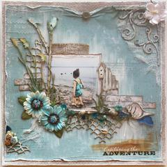 Capturing the Adventure **Dusty Attic & Maja Design**