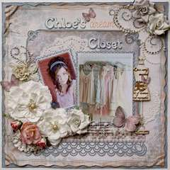 Chloe's Dream Closet ~ **SCRAP THAT!! EXCLUSIVE PION DESIGN **BIRD SONG** KIT**