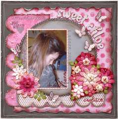 Sweet Chloe  ***MY CREATIVE SCRAPBOOK***