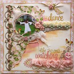 Dance Like No One's Watching **NEW Webster's Pages 'New Beginnings'**