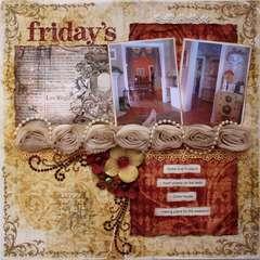 Fridays **BO BUNNY**