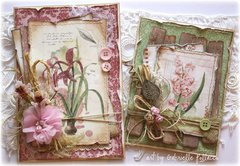 Nature Cards **BoBunny - Garden Journal**