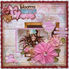 I (heart) Blooms  **Bo Bunny**