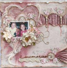 Memories **The Scrapbook Diaries & Maja Design**
