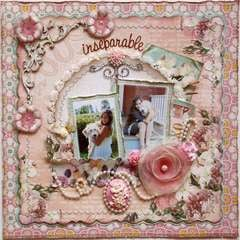 Inseperable *Websters Pages & Glue Arts!**